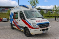 WW 533WS -  Mercedes Benz Sprinter 315 CDI/Ambulanzmobile - Moto-Medic