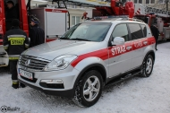 411[S]90 - SLRR SsangYoung Rexton - JRG Bytom