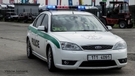 1T1 4091 - Ford Mondeo - Policie Ostrava