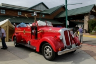 1945 Seagrave Fire Truck - Lacey Fire District 3