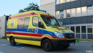 WF 5908T - Mercedes-Benz Sprinter/AutoForm - PolaMed Warszawa