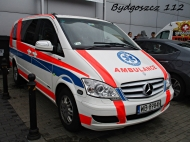 WB 8984H - Mercedes-Benz Vito 109 CDi / ? - Medical Transport - Warszawa