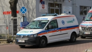 WI 469FF - Volkswagen Caddy - LUXMED