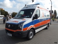 WE 838GC- S Volkswagen Crafter/WAS -LUXMED Warszawa